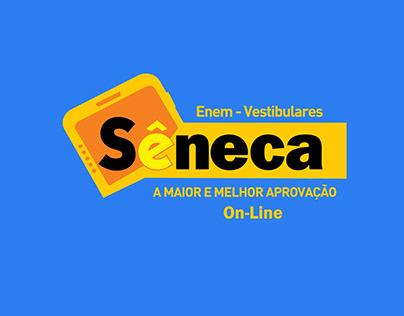 SENECA ONLINE - LOGO REVEAL ANIMATION