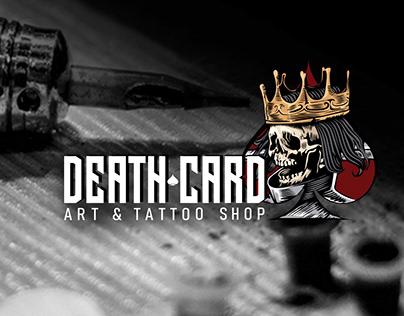 Death Card Art & Tattoo Shop