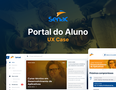 Senac - Portal do Aluno