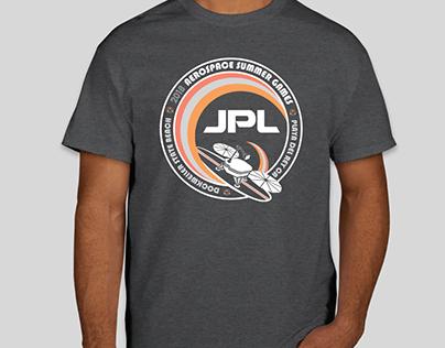NASA-JPL Aerospace Summer Games T-Shirt 2018