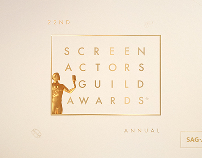 TNT - 22nd SAG Awards