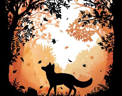 Autumn/Winter Forest