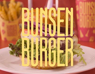 Bunsen Burger - Senior Thesis