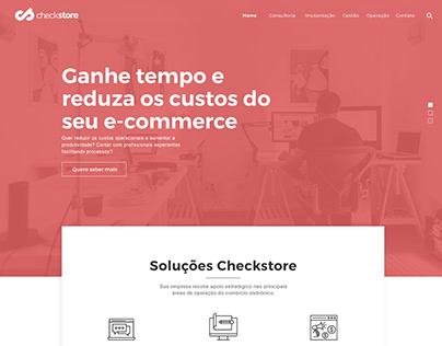 Design UI UX New Site