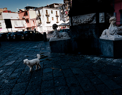 Diario di viaggio Napoli 10.16