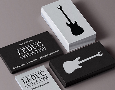 Leduc Guitar Tech