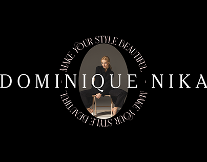 Dominique Nika - Digital Branding