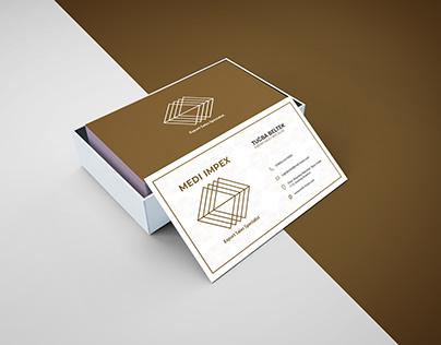 Minimalist Logo + Business card