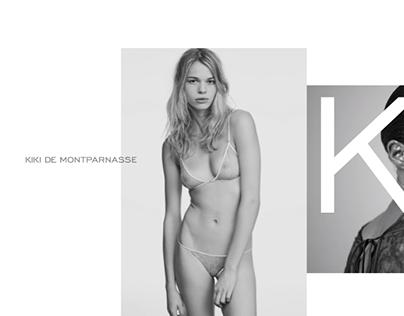 Kiki de Montparnasse - Website
