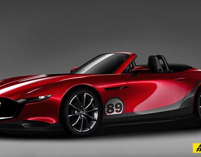 Mazda Miata MX-5 Concept