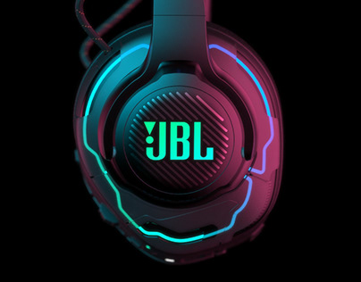 UIUX for JBL Quantum Headphones