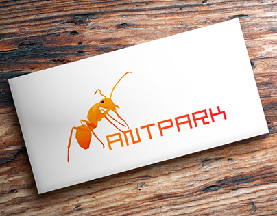 Animated Logo for IT company ANTpark