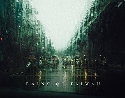 Rains of Taiwan