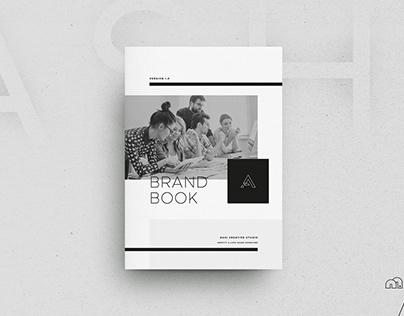 Brand Book / Brand Guideline