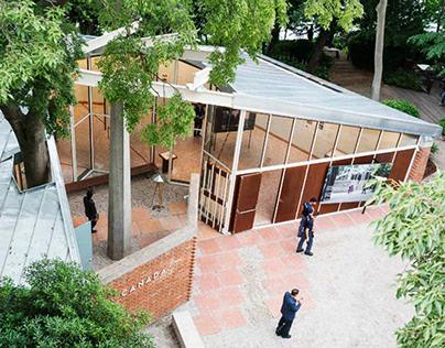 Canada Builds/Rebuilds a Pavilion in Venice