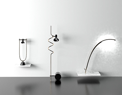 Composition - Redefined Lamps