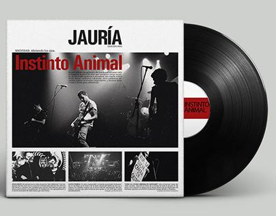 Instinto Animal | Jauría | LP