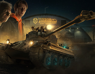 World of Tanks ''Back to the Past''