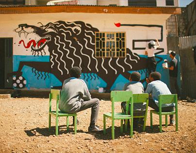 Paint Ethiopia