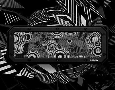 Mojo ArtSpace 3/4 — Ultimate Buzz Speaker