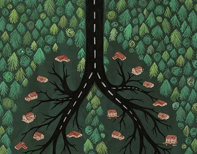 Editorial: Deforestation