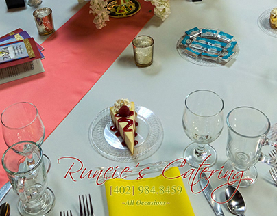 Fire XV Dinner by Runcie's Catering