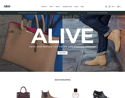 Alive Boutique
