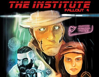 Fallout/Blade Runner | Poster Design