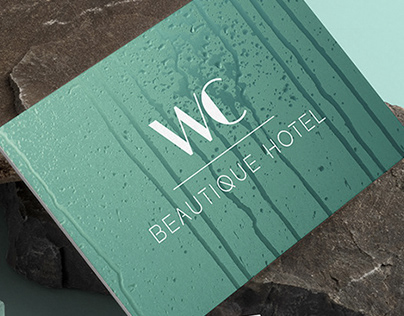 WC Hotel - TBH Branding, Signage & Decoration