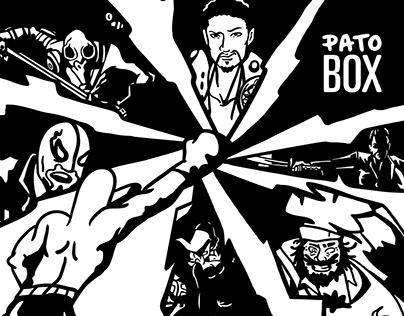 Pato Box | 2D Assets & Concept Art