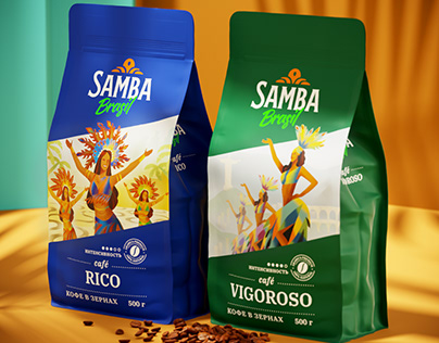 COFFEE SAMBA