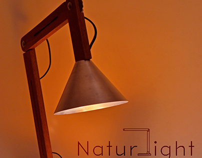 Naturlight- Desk Lamp
