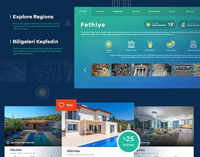 Hepsi Villa Web Tasarımı