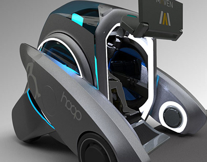 LOOP, Autonomous Multipurpose Vehicle
