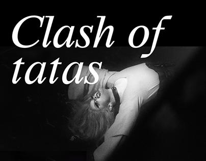 CLASH OF TATAS