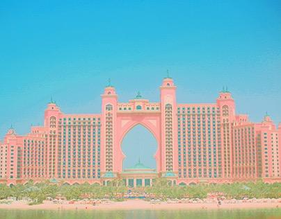Dubai & Abu Dhabi Travelogue