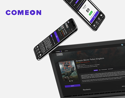 ComeOn — Streaming video service