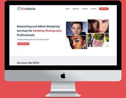 Kalabrio - Photography, Color Correction Company