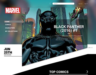 Marvel Web