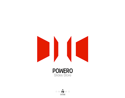 Powero Slides Store Logo