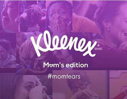 Kleenex #momtears
