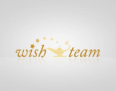 Wish Team logo tasarımı