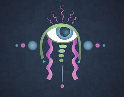 Animated Illustration: Looksee