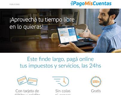Mailing PMC Finde Largo