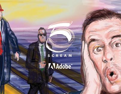 Adobe Scream Contest