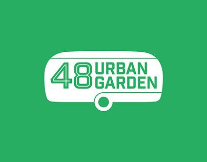 48 Urban Garden Website