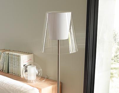 Farnall Floor Lamp for COLOURS