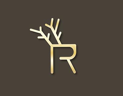 Logo Design - Deer Velvet Antler