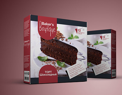 BAKER'S BOUTIQUE PACKAGING