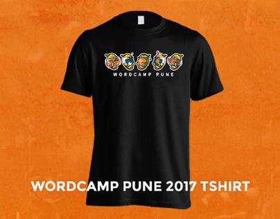 Mandali Tshirt WordCamp Pune 2017